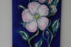 Billed-nr.-29-Blomst-på-blå-bund