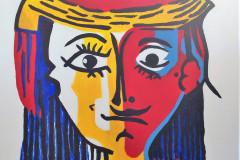 Billed-nr.-38-2-sidig-kvindeansigt-piccaso